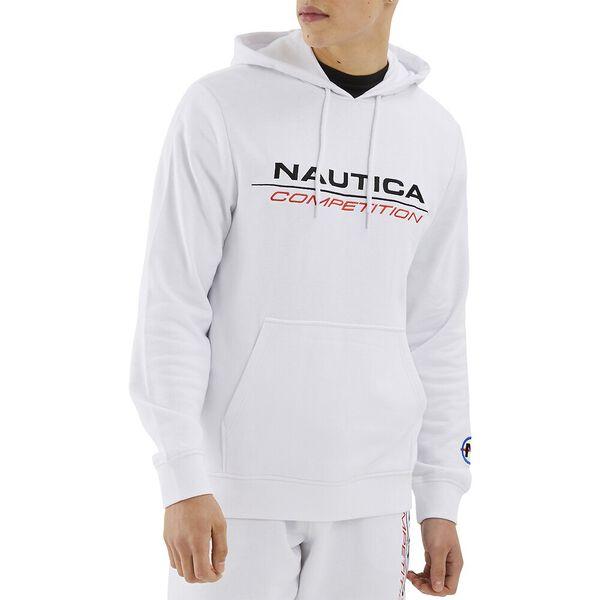 Nautica Competition Convoy Hoodie, White, hi-res