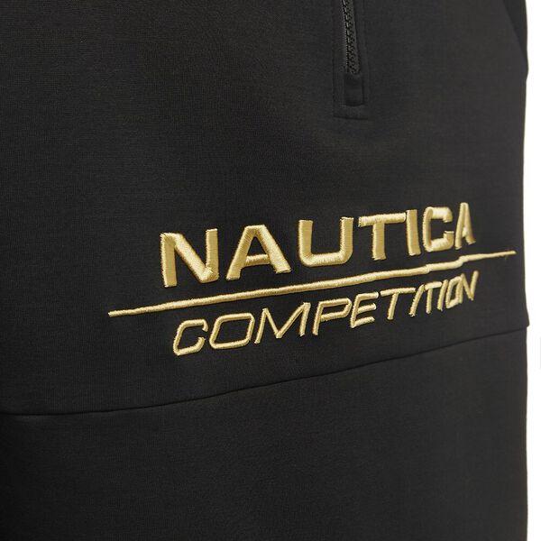 Nautica Competition Sweetwater Zip Top, Black, hi-res